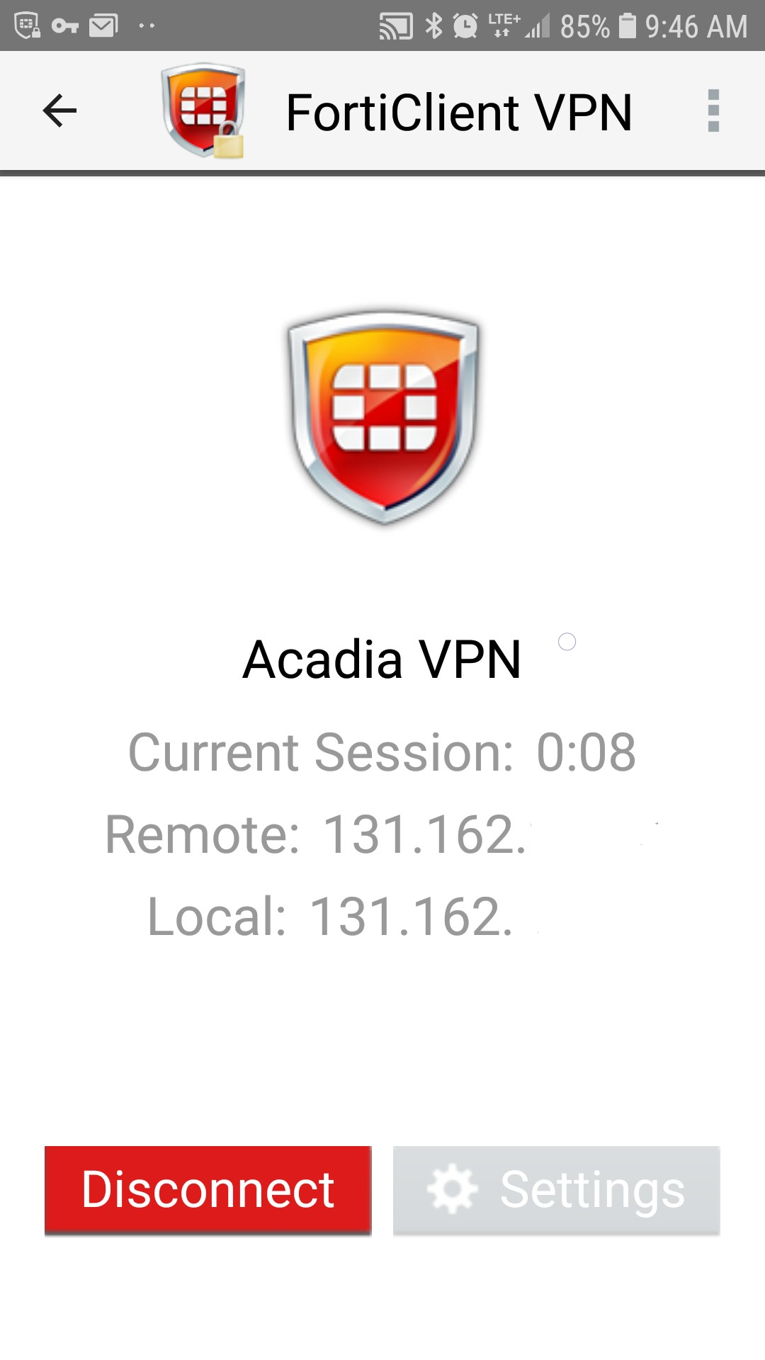 Article - How to set up a VPN on an A
